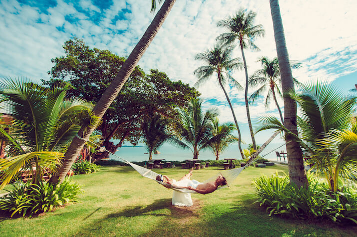 Where to stay in Koh Samui for your honeymoon?