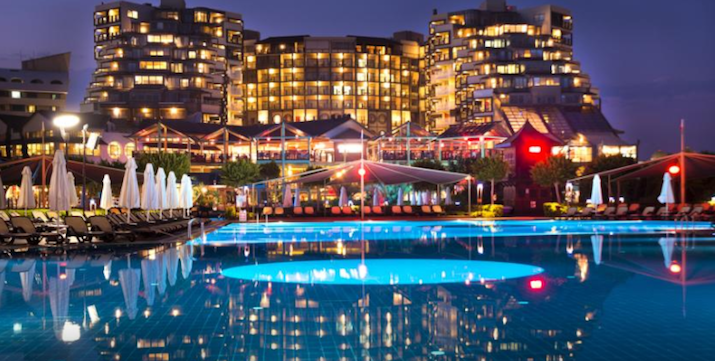 Limak Lara Deluxe Resort