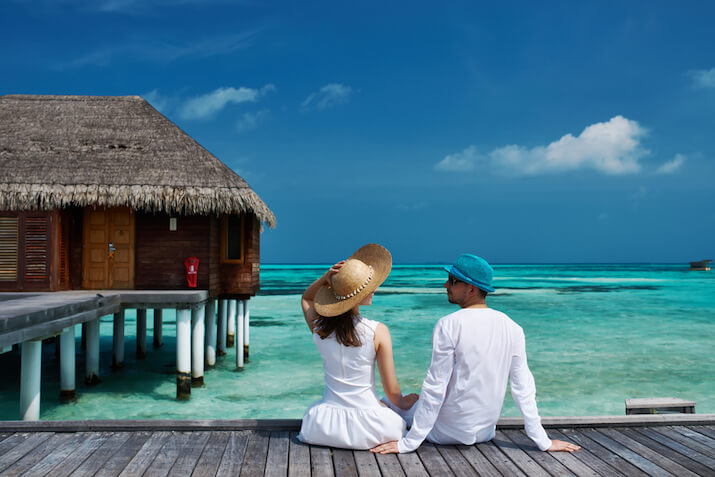 Where to stay in the Maldives for your honeymoon?