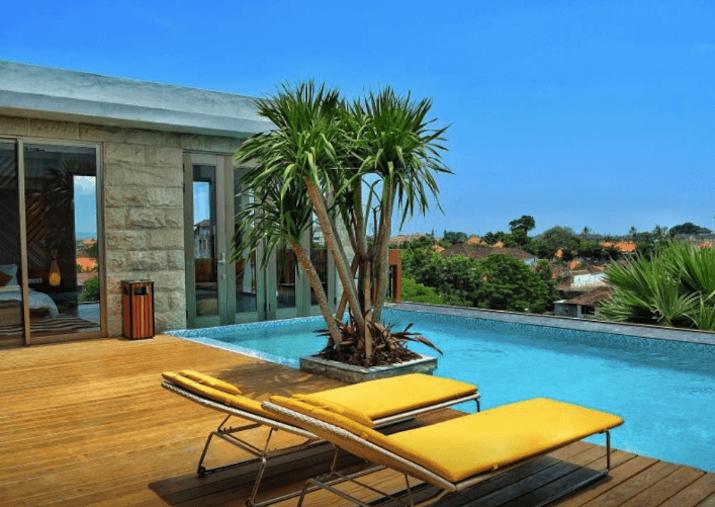 TS Suites Bali and Villas, Seminyak, Bali