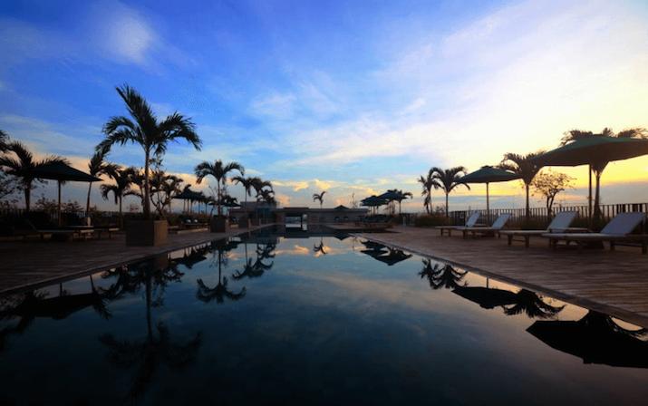 U Paasha Seminyak Hotel, Bali
