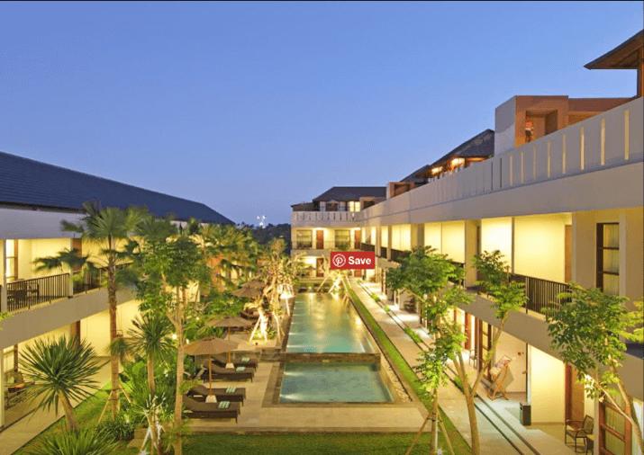 Amadea resort and Villa, Seminyak, Bali